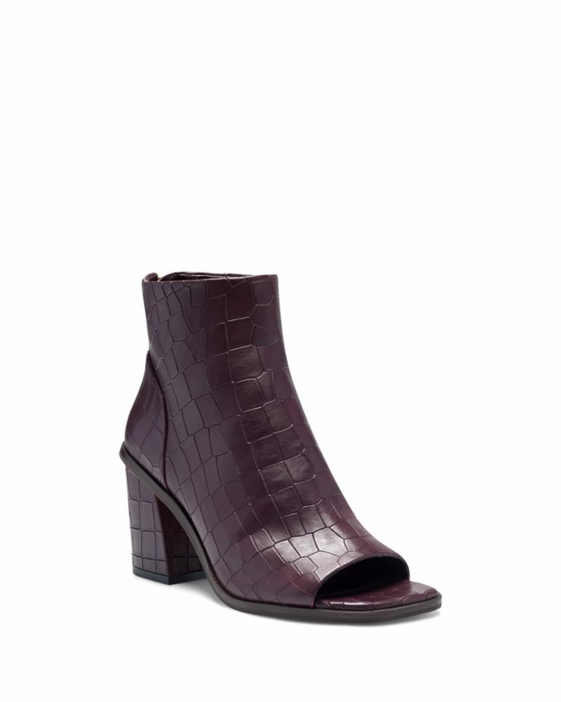 Vince Camuto BEBINDER ELDERBERRY/SOFT TOUCH CROCO