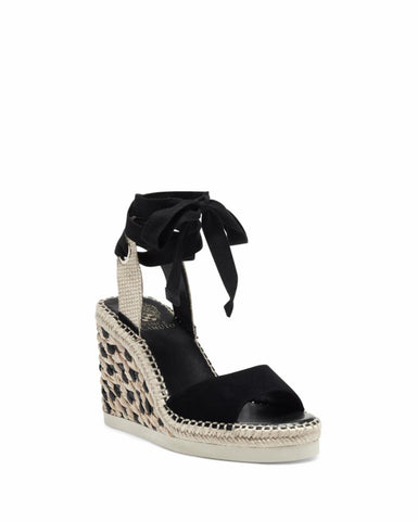 Vince Camuto BENDSEN BLACK/MLTI NATRL/BLACK/CREAM