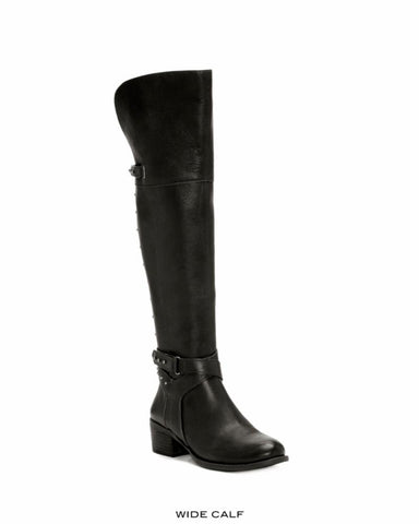 Vince Camuto BESTANT WIDE CALF/BLK/CASCIANO
