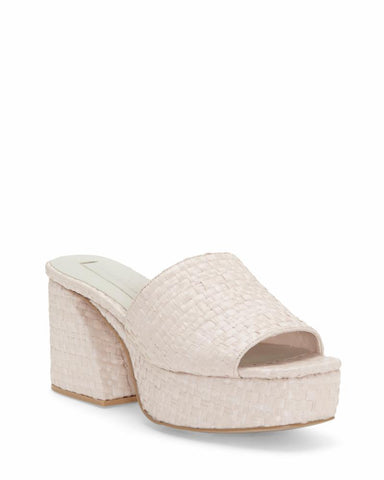 Imagine Vince Camuto CAIRA SAND/THATCHED RAFFIA