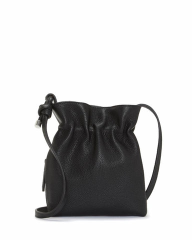 Vince Camuto Handbag CAYRA CROSSBODY NERO/MADISON NAPPA