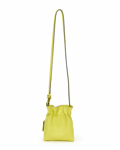 Vince Camuto Handbag CAYRA CROSSBODY KEY LIME /MADISON NAPPA