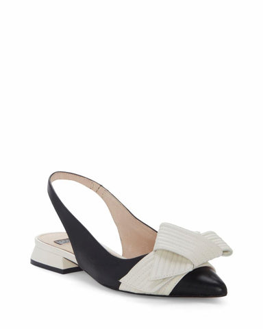 Louise Et Cie CERELIA BLACK/BLEACH/SILKY LEA/ECO SHP