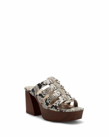 Vince Camuto CHARMIE TAUPE/NAMIBIA SNAKE