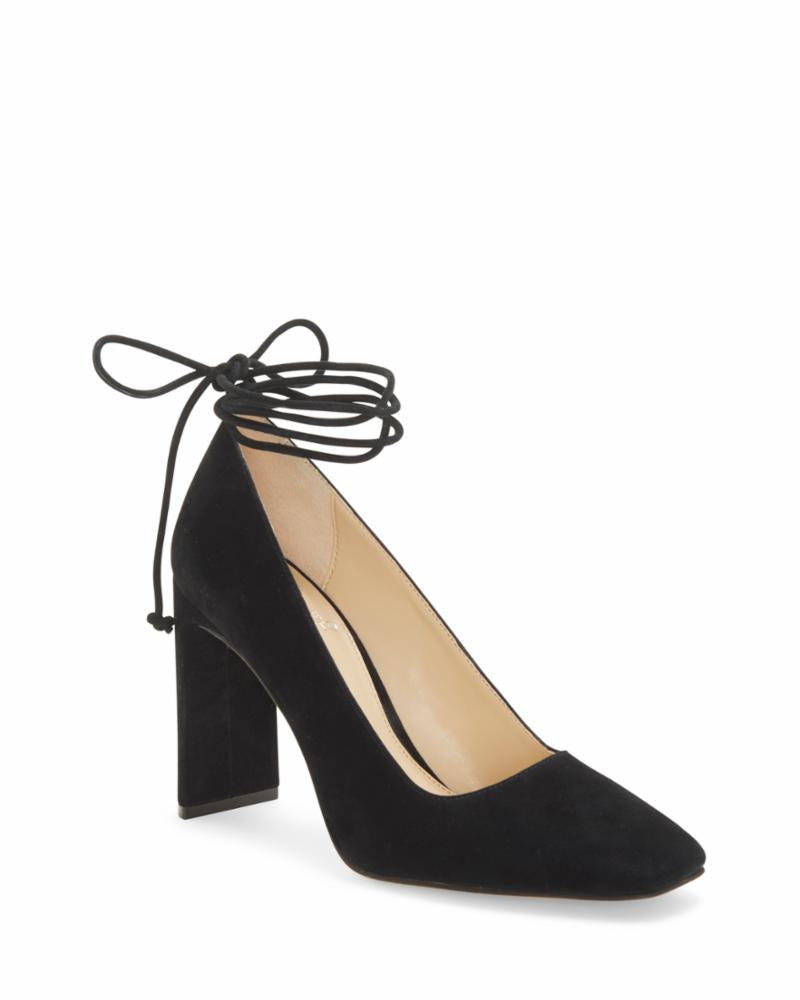 Vince Camuto DAMELL BLACK/TRUE SUEDE