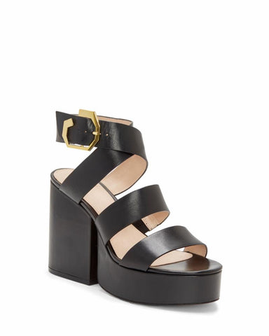 Louise Et Cie DENISSE BLACK/SMOOTH CALF