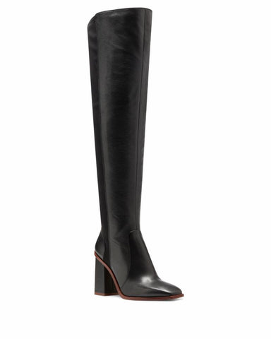 Vince Camuto DREVEN BLACK/BUTTER CLF STRETCH NEO