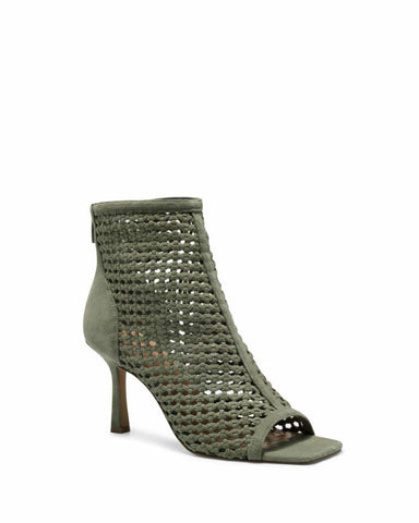 Vince Camuto EMALANI GREY GREEN/SUE OPEN KNIT