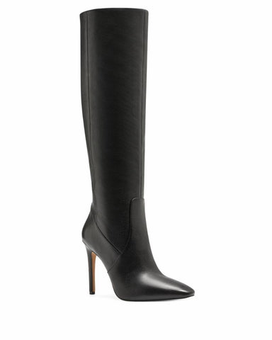 Vince Camuto FENDELS2 WIDE CALF/BLACK/BUTTER CALF