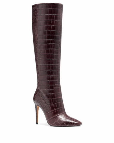 Vince Camuto FENDELS RED VIOLET/COLOR FADE CROCO