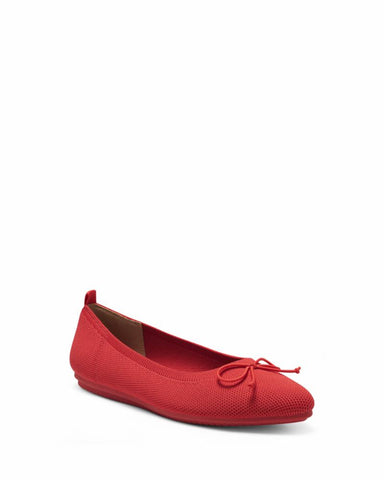 Vince Camuto FLANNA CORAL RED/WASHABLE KNIT