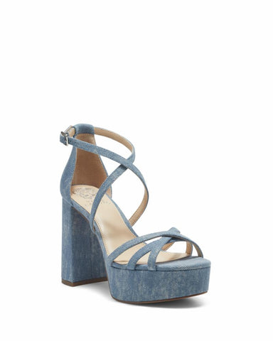 Vince Camuto GARNITTA LIGHT BLUE/STONEWASH DENIM