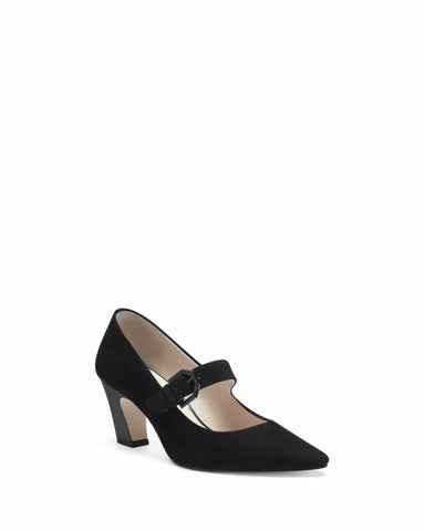 Louise Et Cie HIBA BLACK/ECO KID SUEDE