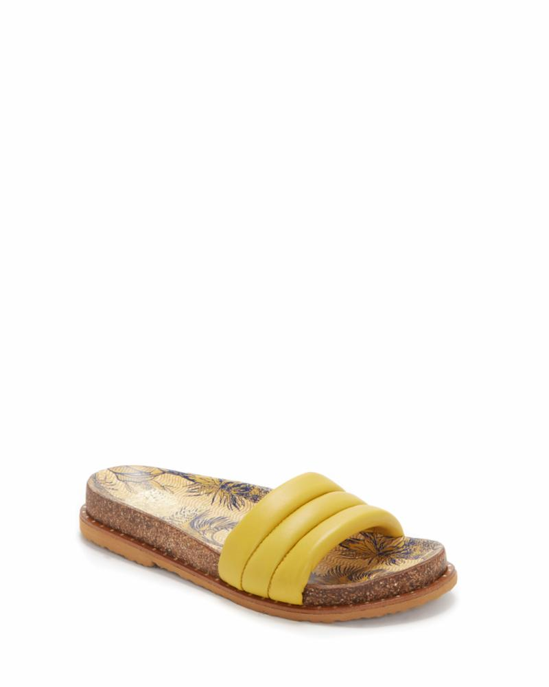 Vince Camuto KANDLER YELLOW/BABY SHEEP
