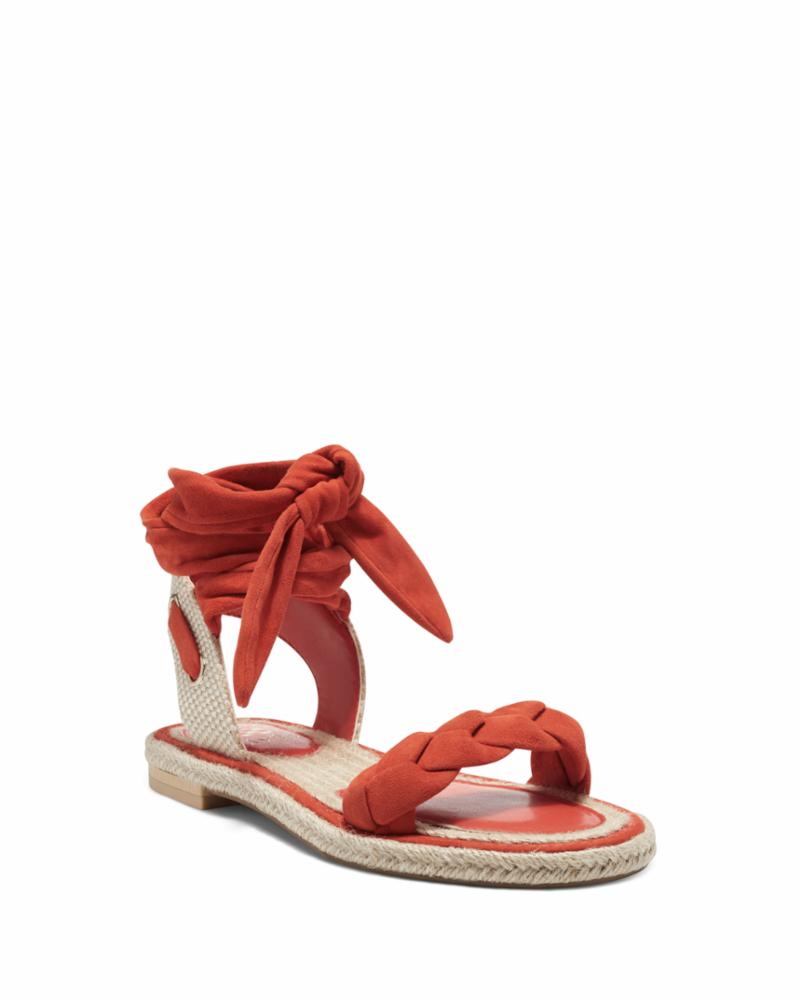 Vince Camuto KASTELA OXY FIRE/MLTI NATRL/TRUE SUEDE