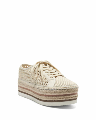 Vince Camuto KEMMIY ANTIQUE WHITE/TWISTED WEAVE/WO