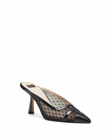 Louise Et Cie KIANNA BLACK/DIAMOND MESH/