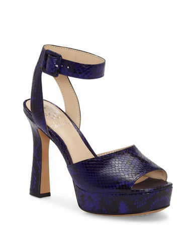 Vince Camuto KORTINTA DARK MIDNIGHT/RETRO PYTHON