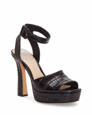Vince Camuto KORTINTA BLACK/TWO TONE CROCO