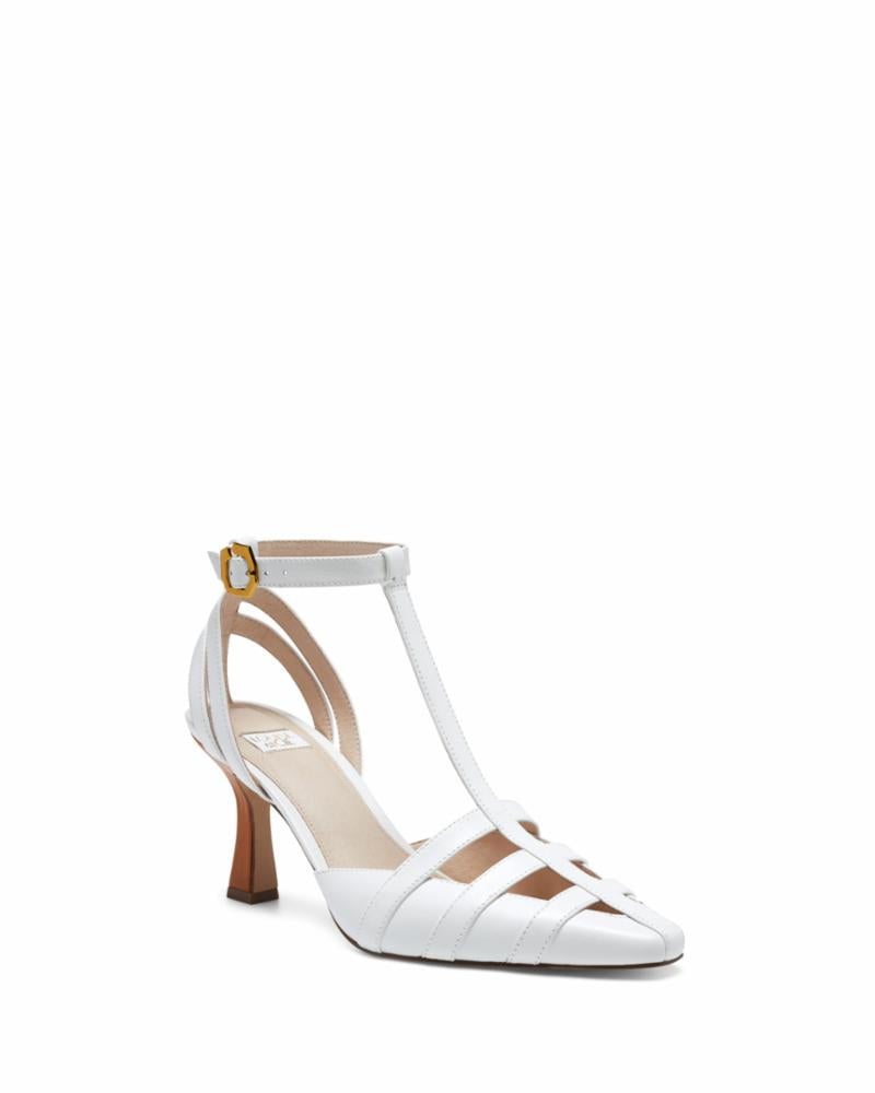 Louise Et Cie LAKMA OPTIC WHITE/SMOOTH CALF