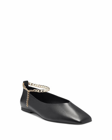 Vince Camuto LATENLA BLACK/BABY SHEEP