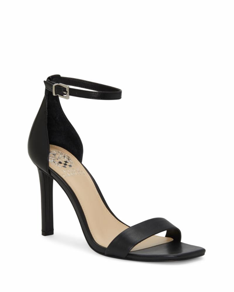 Vince Camuto LAURALIE BLACK/ECO SHEEP