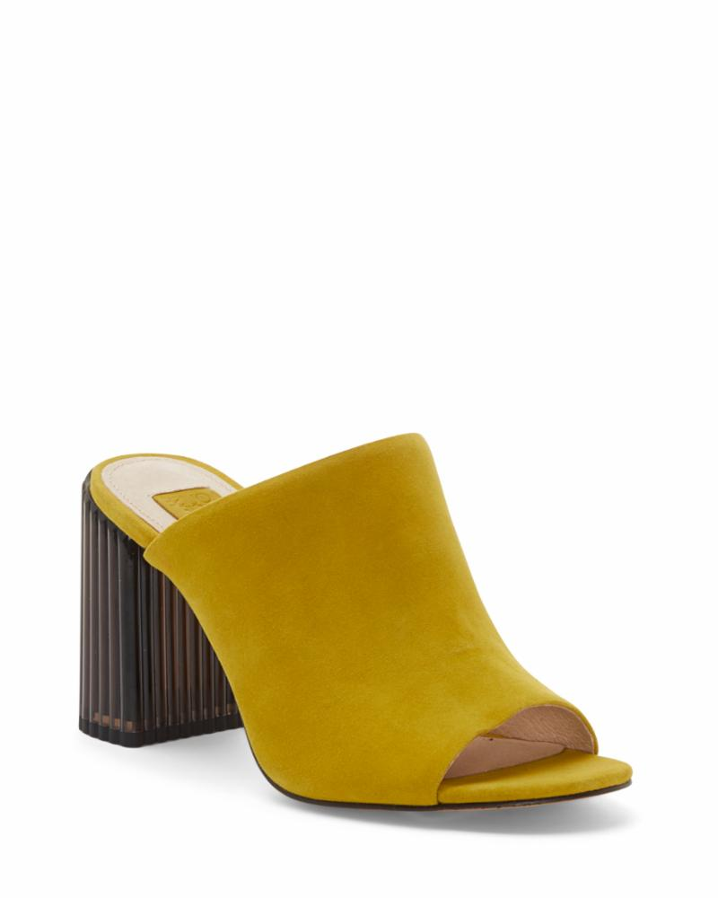 Louise Et Cie LILLIA2 AVOCADO/KID SUEDE