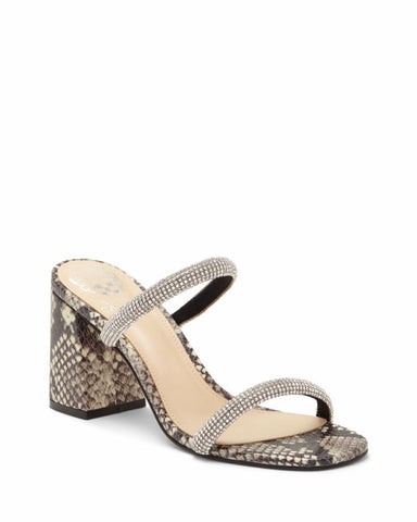 Vince Camuto MAGALY GREY/BLACK/MULTI SNAKE
