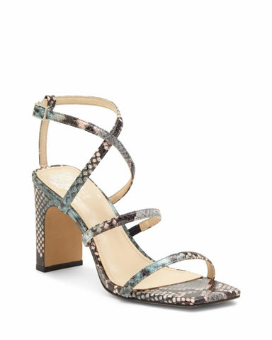 Vince Camuto MAIVRA GREY/ROSE/RUST SNAKE