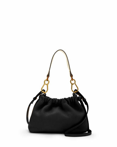 Vince Camuto Handbag MAXI CROSSBODY BLACK/MADISON NAPPA