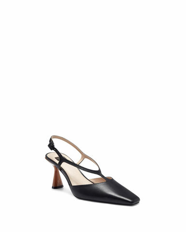 Louise Et Cie MINDA BLACK/COW NAPPA