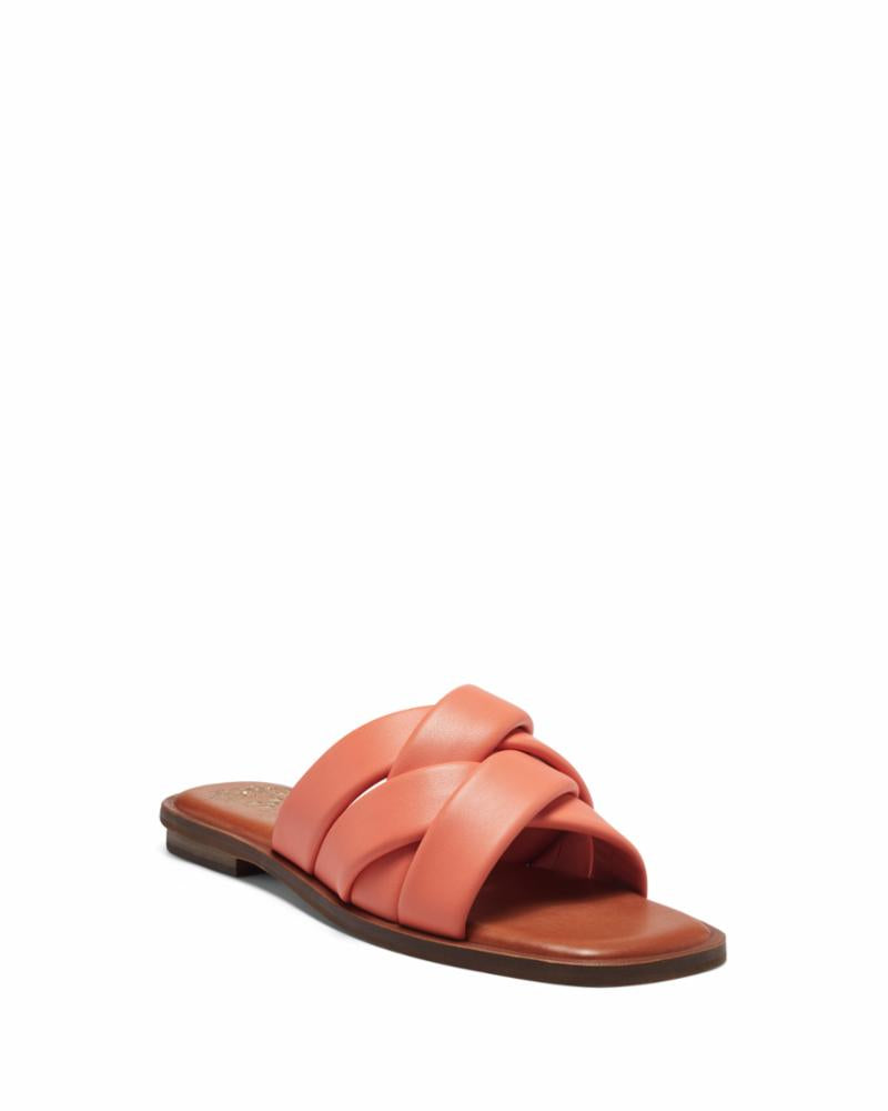 Vince Camuto NORTHALA COVE CORAL/BABY SHEEP
