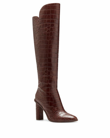 Vince Camuto PALLEY REDWOOD/COLOR FADE CROCO