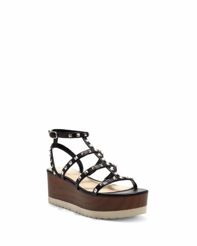 Vince Camuto PEMOLIE BLACK/TWO TONE LUX