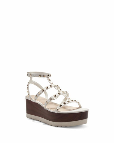 Vince Camuto PEMOLIE BRIGHT WHITE/BABY SHEEP