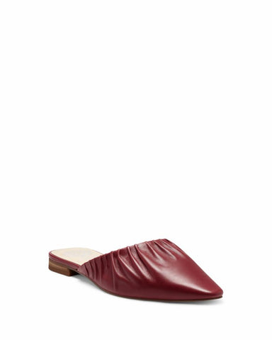 Vince Camuto PRESSEN NEW BURGUNDY/BABY SHEEP