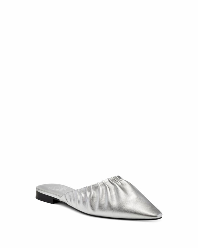 Vince Camuto PRESSEN SO SILVER/METAL BUTTER