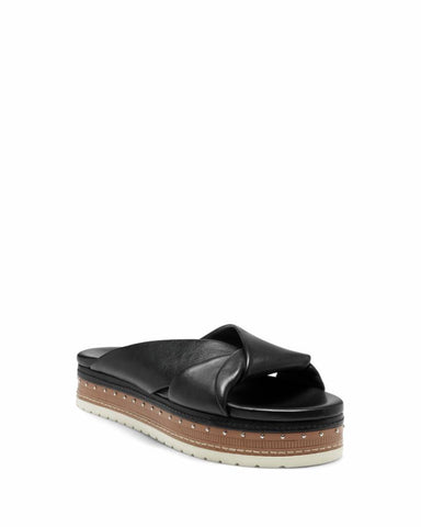 Vince Camuto RAREDEN BLACK/BABY SHEEP