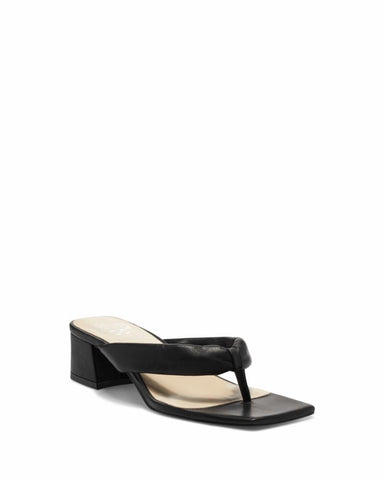 Vince Camuto SABRINDA BLACK/BABY SHEEP