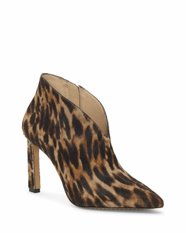 Vince Camuto SESTRINDA3 NATURAL/ROUGE LEOPARD HAIRCALF