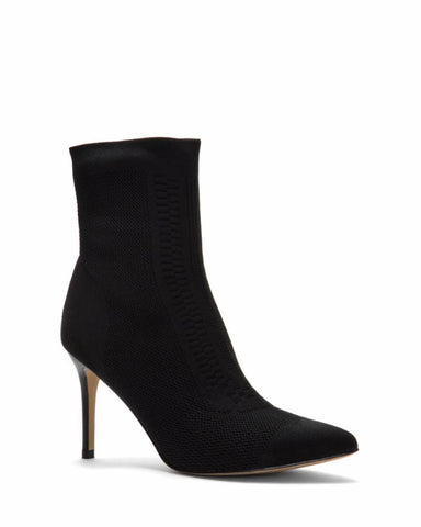 Louise Et Cie SILVYA BLACK/KNIT SOCK