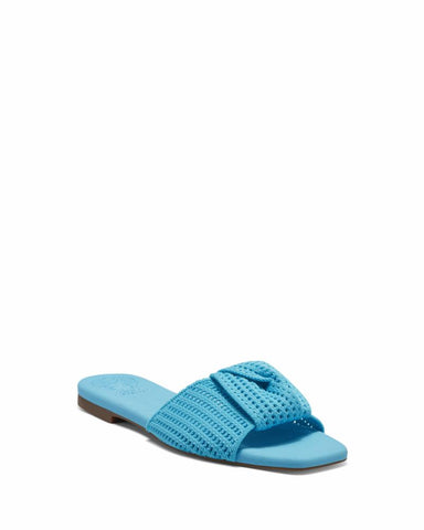Vince Camuto SKYLINNA AQUA/WASHABLE CROCHET KNIT