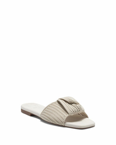 Vince Camuto SKYLINNA NEW CREAM/WASHABLE CROCHET KNI