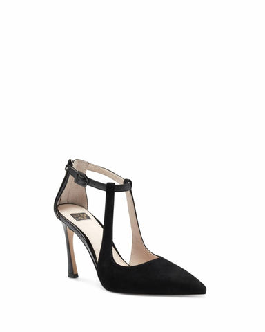 Louise Et Cie TANIEL BLACK/ECO KID SUEDE/SIENA