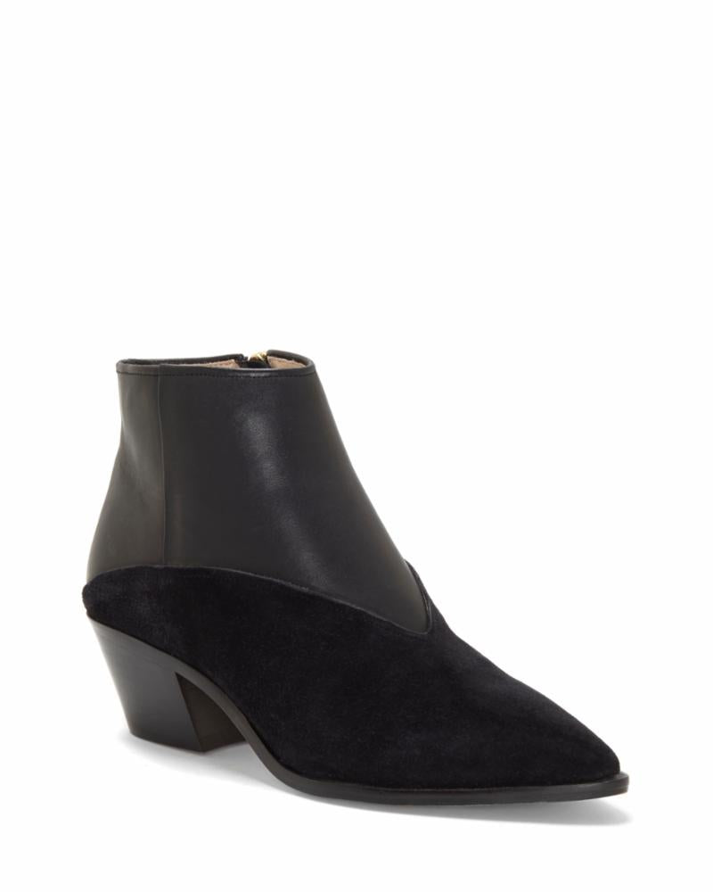 Louise Et Cie VADA BLACK/SMOOTH CALF/ECO KD SDE