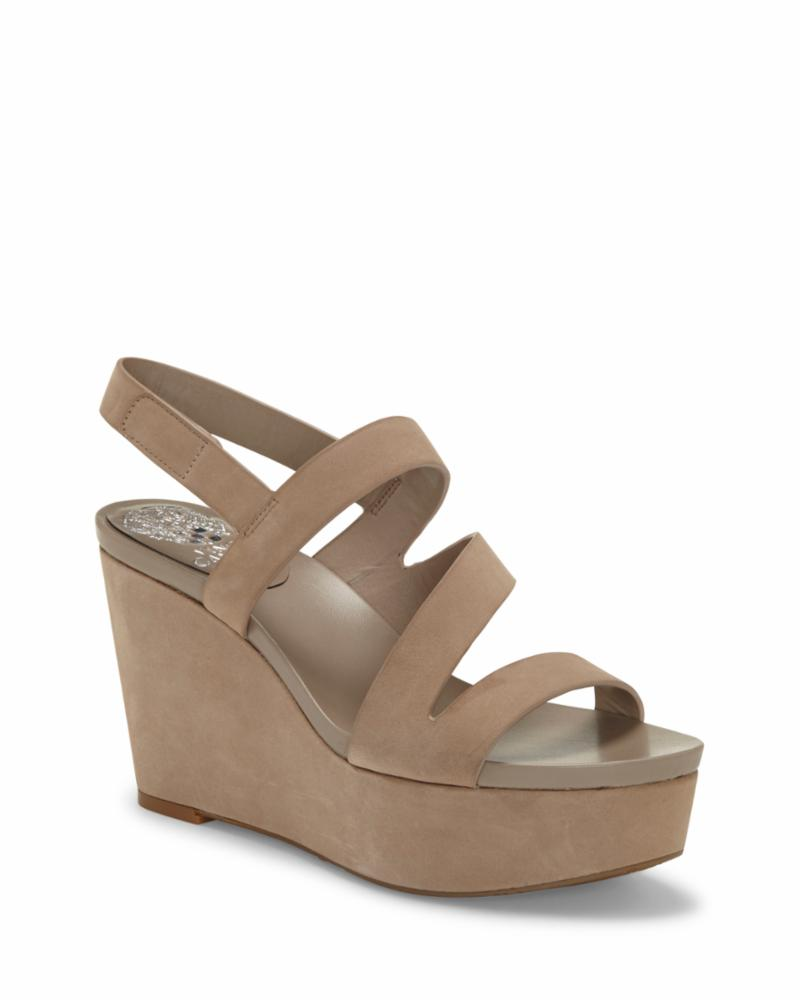Vince Camuto VELLEY COOL TAUPE/W. NUBUCK