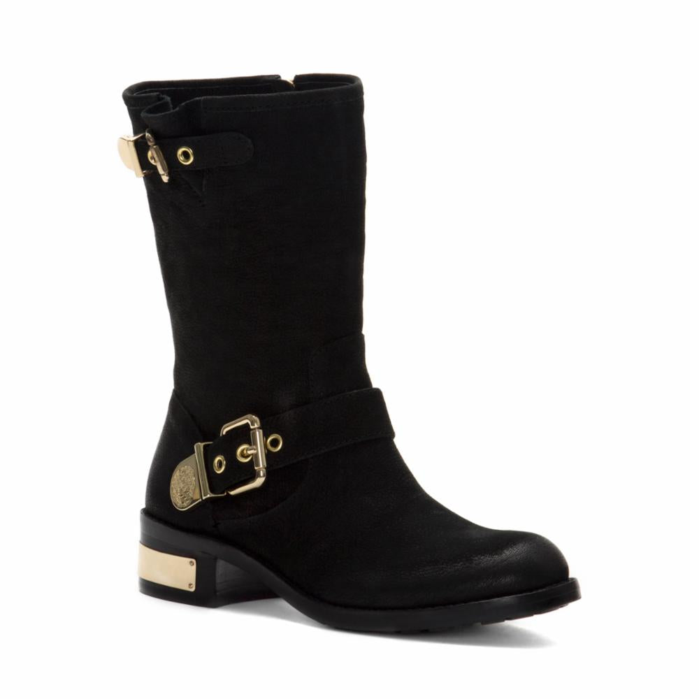 Vince Camuto WINCHELL BLACK/SILK GOAT