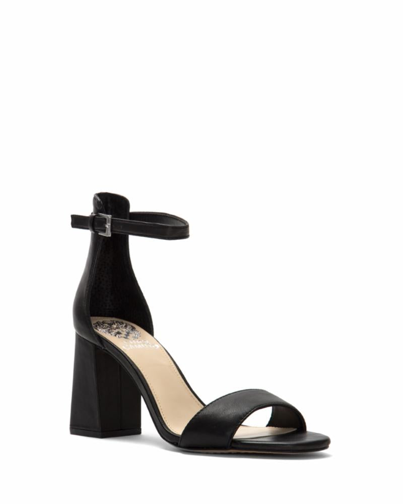 Vince Camuto WINDERLY BLACK/BABY SHEEP