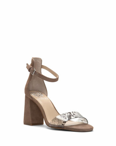 Vince Camuto WINDERLY SEASHELL/TAUPE/SNKPRTPVCTRUSUE
