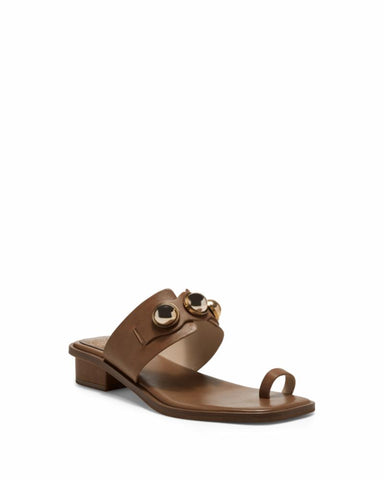 Vince Camuto YEVINNY BARN BROWN/TWO TONE LUX